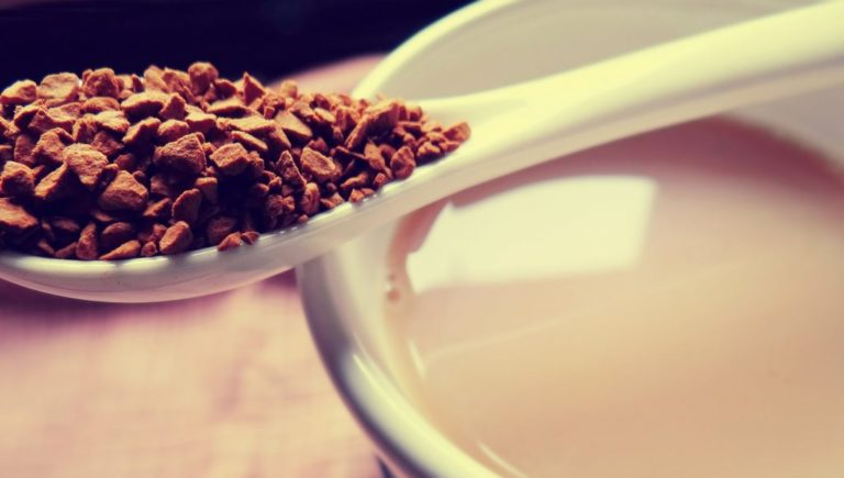 Instant coffee gives instant pleasure, but how healthy is it?