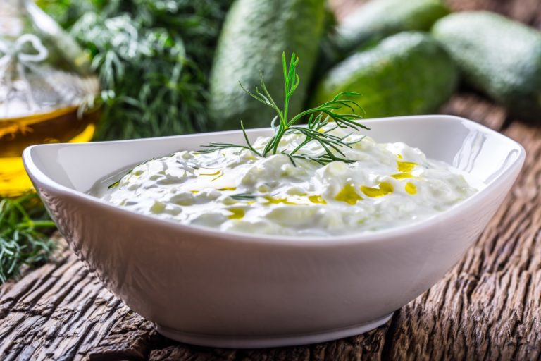 Tzatziki sauce – The Greek legend