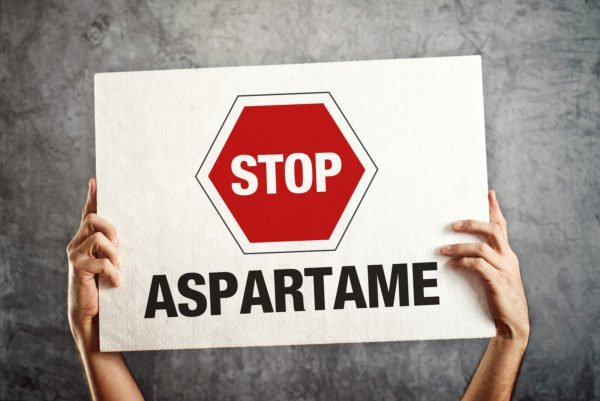 aspartame sweetener