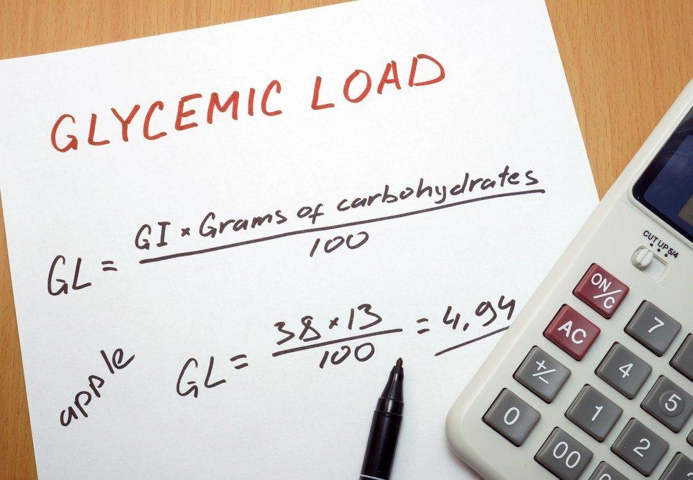 glycemic load keto
