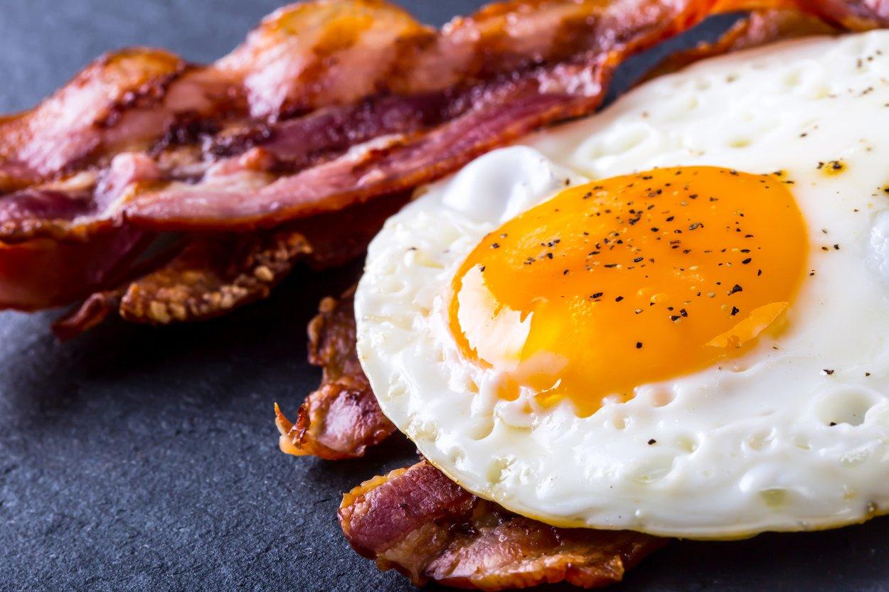 egg cholesterol keto