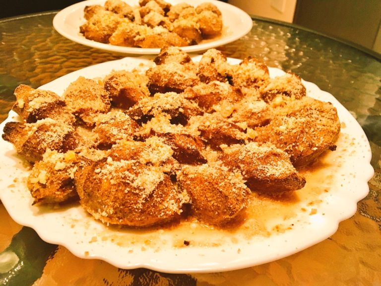 Melomakarona – a dream of Greek cookies on keto