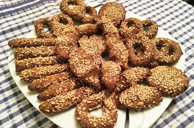 Quick Keto pretzels