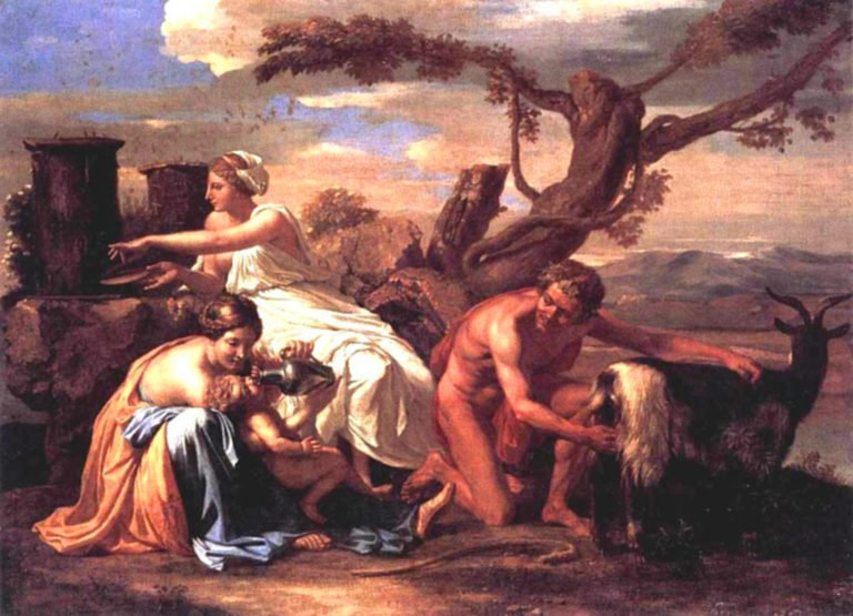 Food in ancient Greek myths – A Keto story