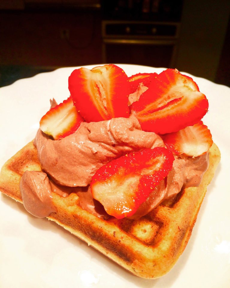 Keto Waffle – the healthiest version