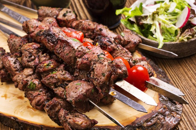 Greek Souvlaki (Kalamaki) – Keto and Carni