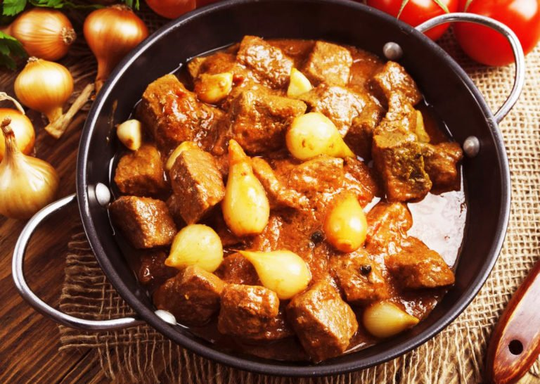 Greek Stifado – a Keto Carnivore treat