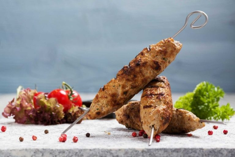 Kebab with ground meat – Keto from the orient