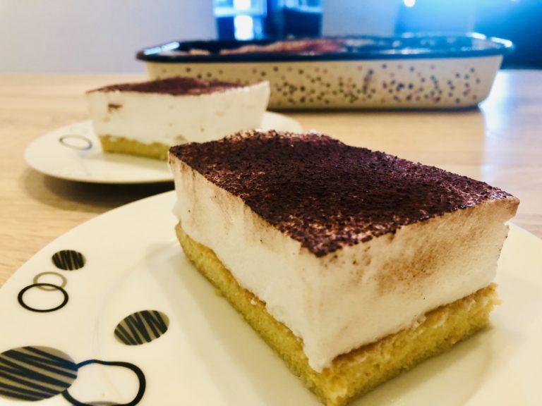 "Galactic Keto cake called ""Šampita"""
