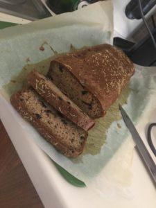 Integral Keto bread