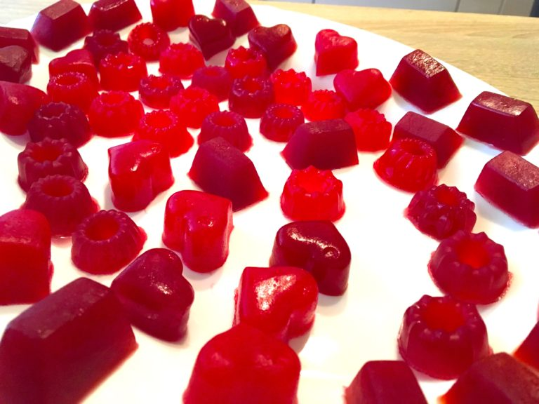 Keto Gummies – ditching the industrial and making them at home