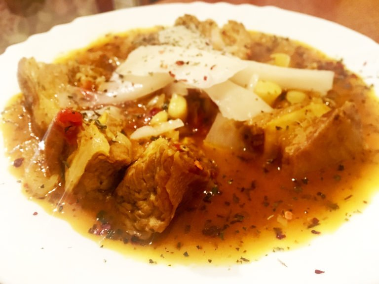 Keto Veal stew – From the heart of Europe