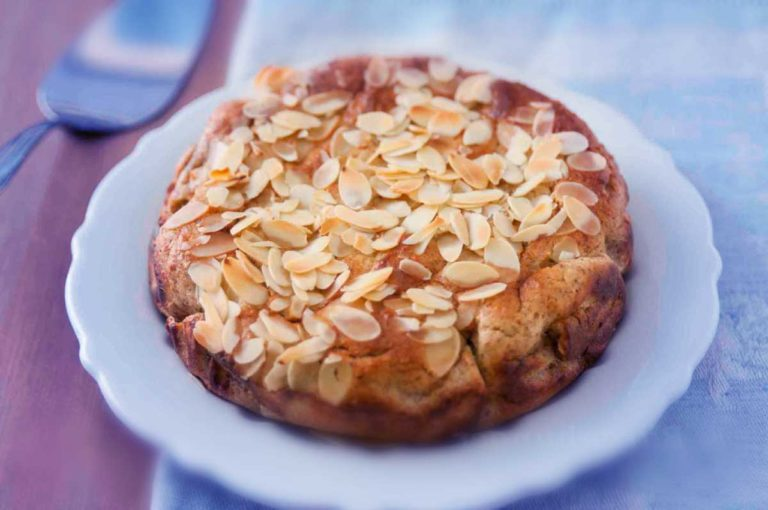 Keto Amygdalopita – Ancient Almond Cake