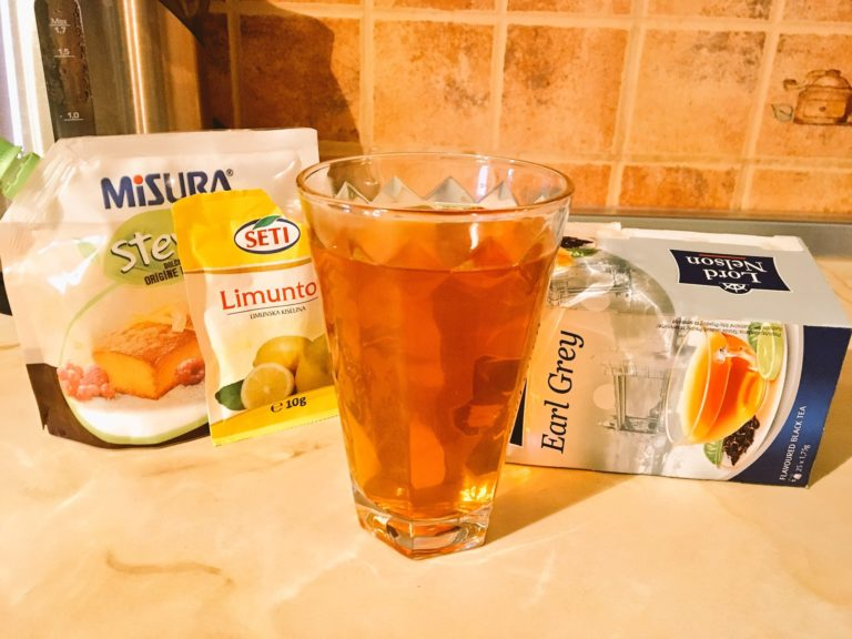 A perfect intermittent fasting beverage