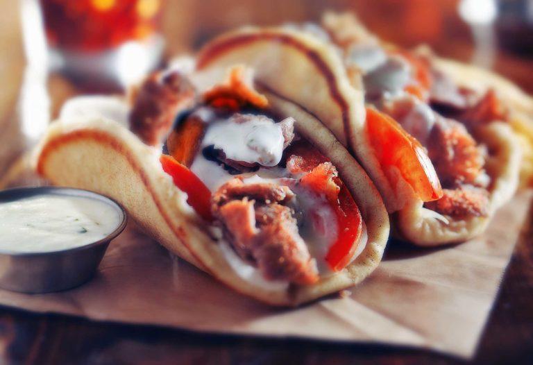 Keto Souvlaki Wrap – A Healthier Fast-food experience