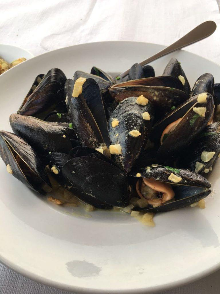 Mussels – Keto food from the deep blue