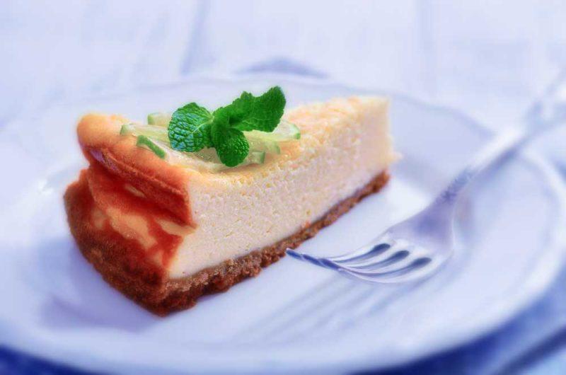Keto milk pie / Galatopita