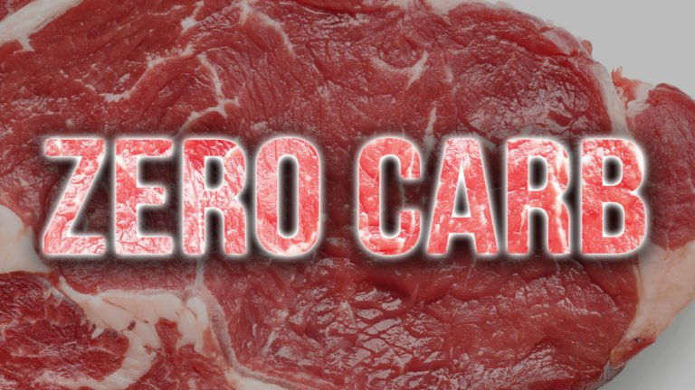 The Zero Carb Phenomenon