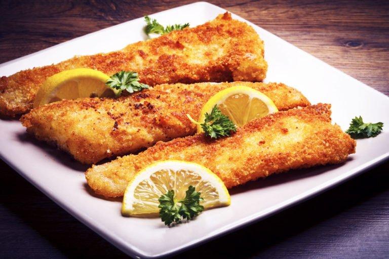 A healthier version of fish sticks – Keto Psarokroketes