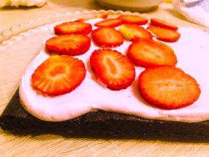 Keto Strawberry