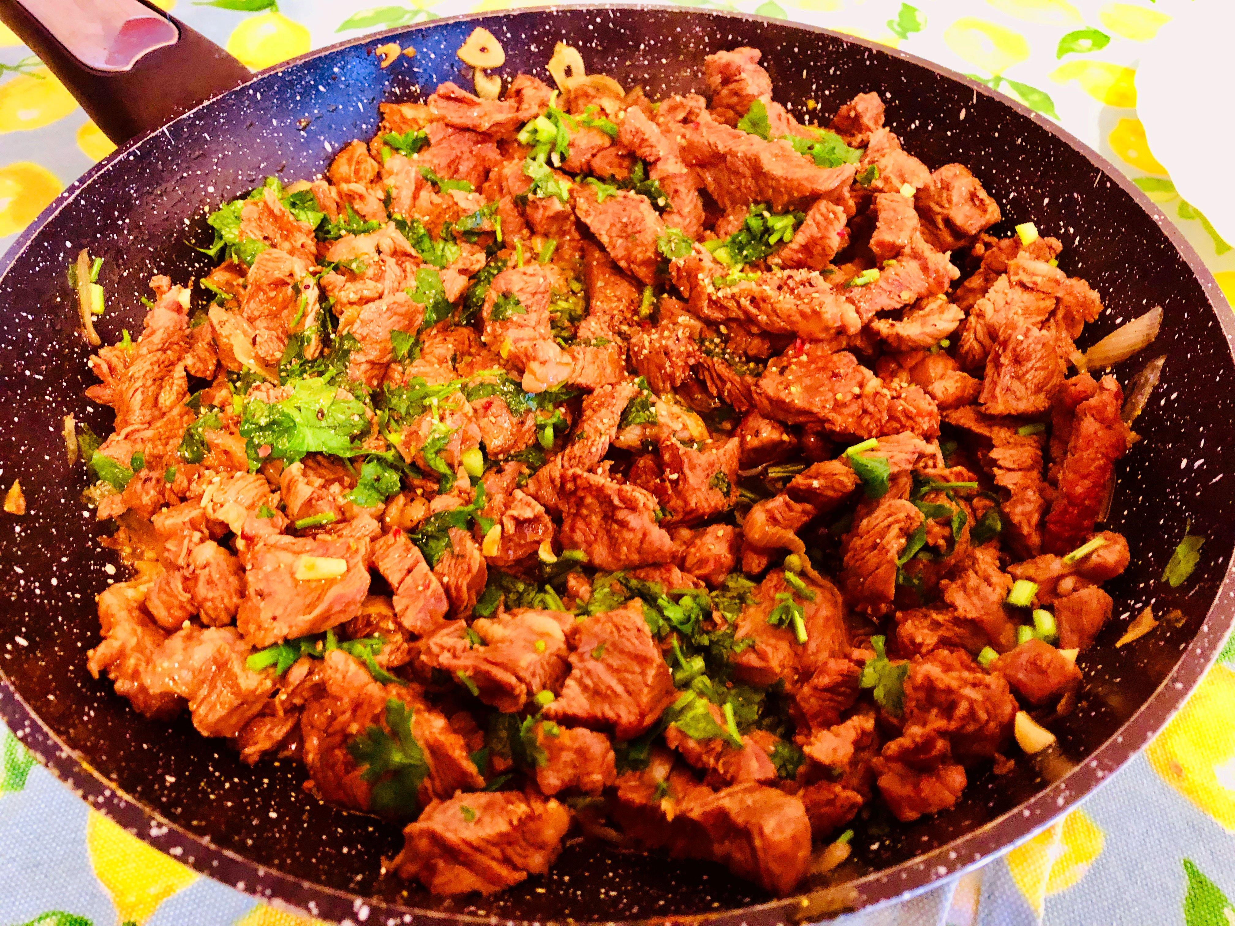 Beef Carnoff
