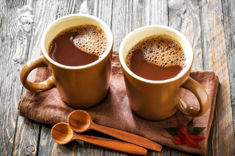 Ancient cacao drink – for Ketonians who can't have too much coffee