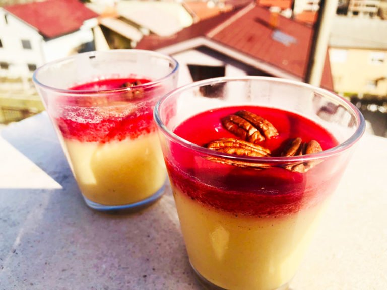 Wonderful Keto pudding – Dairy free, Zero sweetener, Turbo delicious