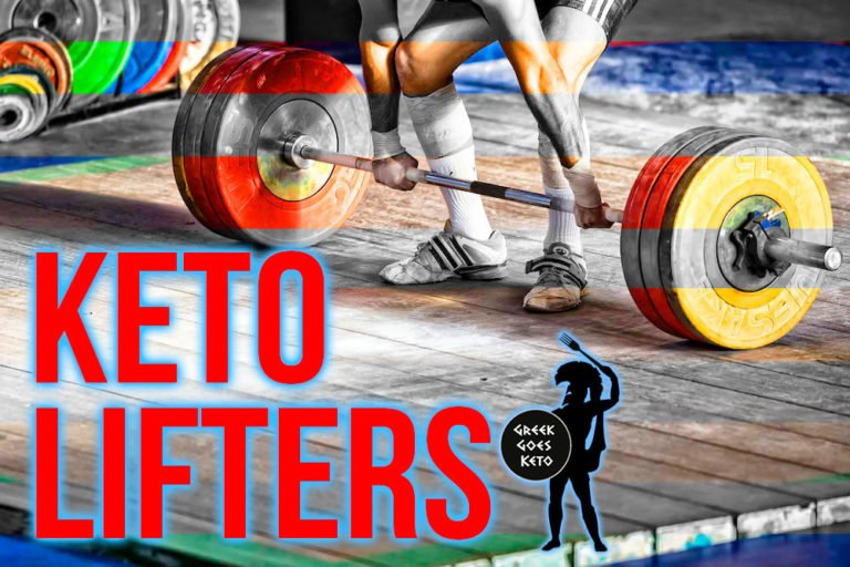 Keto and powerlifting for strength and ultimate hypertrophy