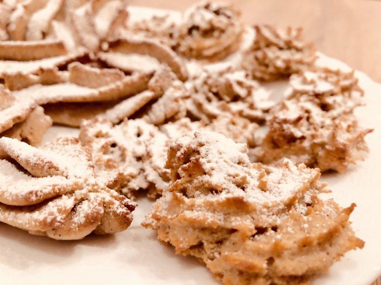 Eastern Mediterranean Keto Cookies