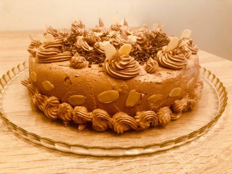 Silky Keto Cake for Lactose Intolerant Ketonians