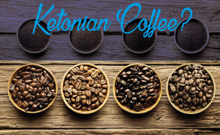 Ketonian tricks to enjoy coffee without any sweetener