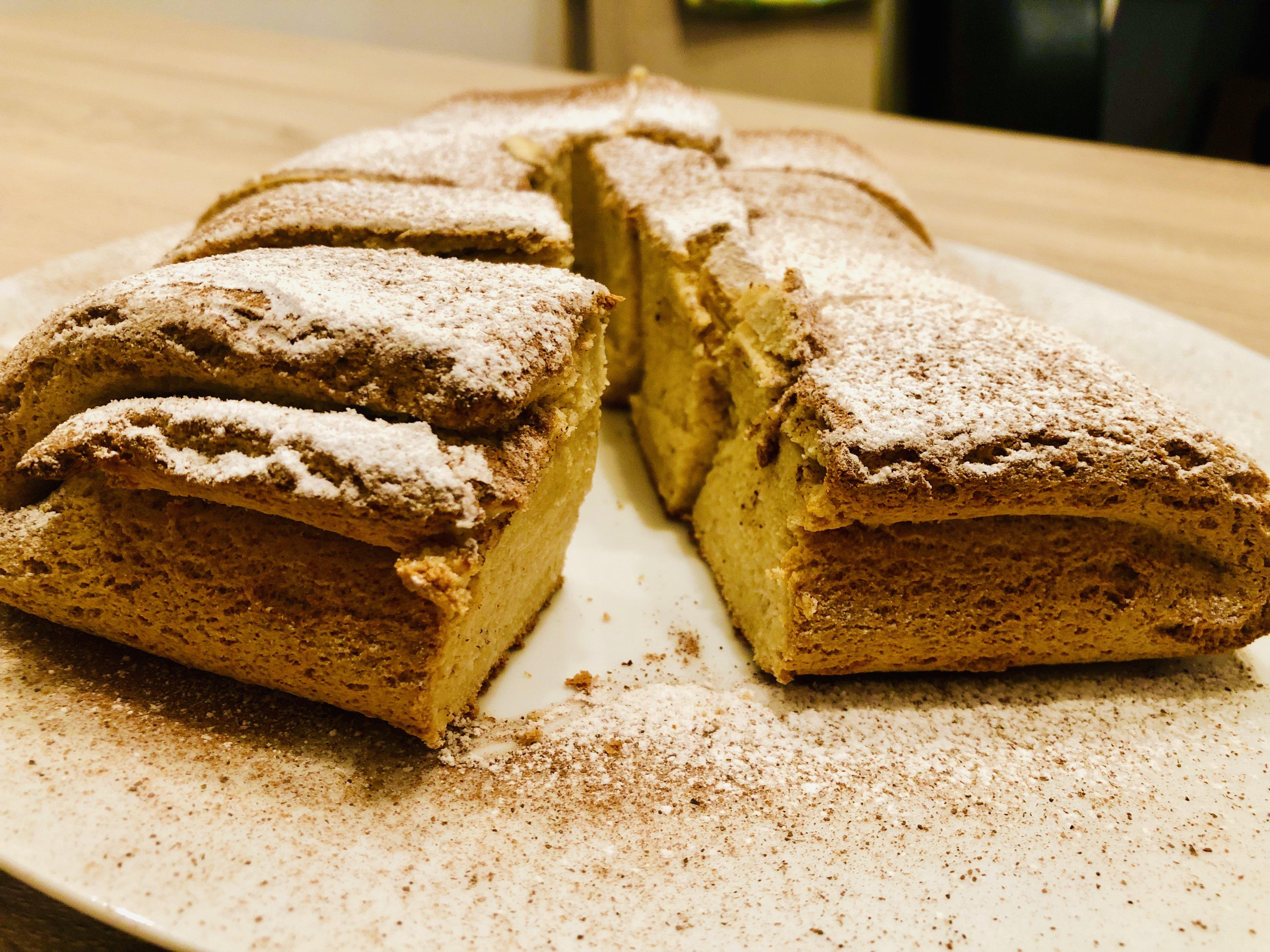 Keto Bougatsa – The ultimate Ketonisation of Greek delicacy