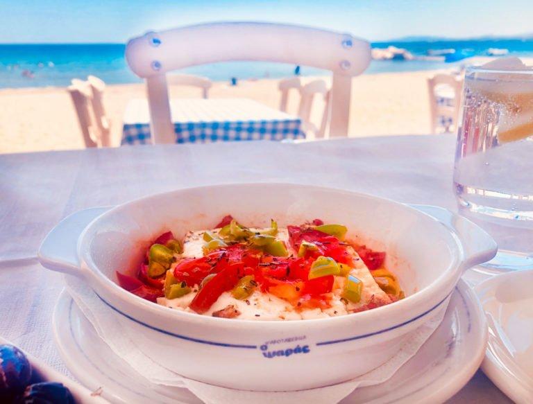 Baked Feta appetiser – The ultimate Keto Mediterranean experience