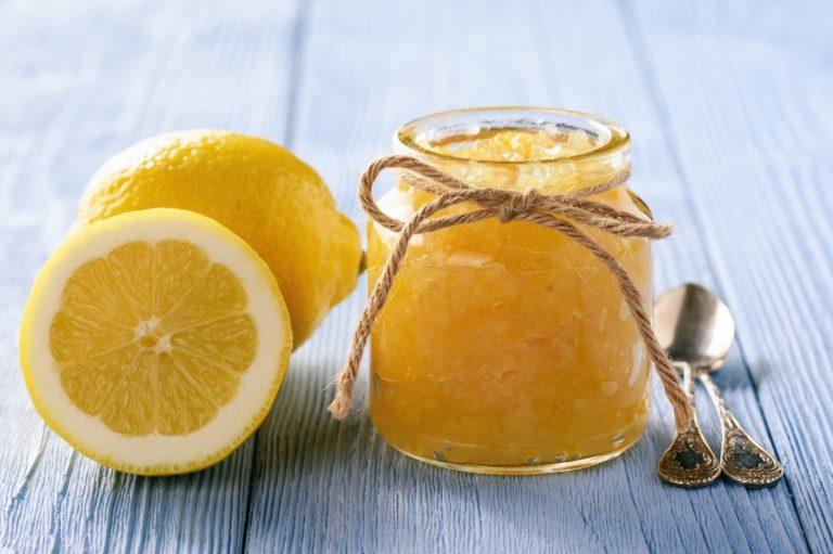 Keto lemon jam – Pump up the flavour