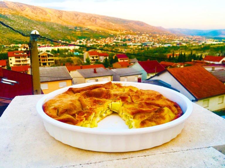 Keto Tikvara (Kolokithopita) – A pie that tells fairytales