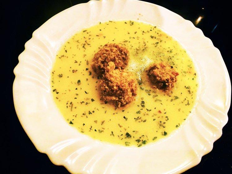 Γιουβαρλάκια αυγολέμονο – Κέτο και κάρνιβορ συνταγή!