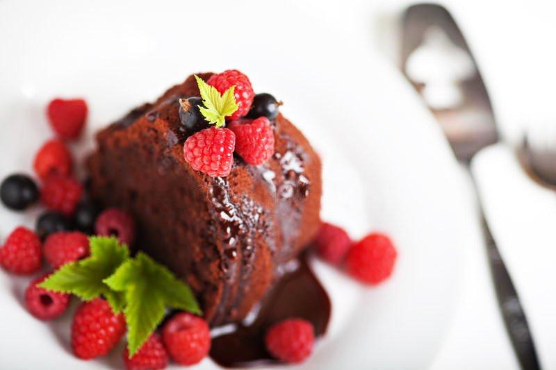 Flourless Keto chocolate