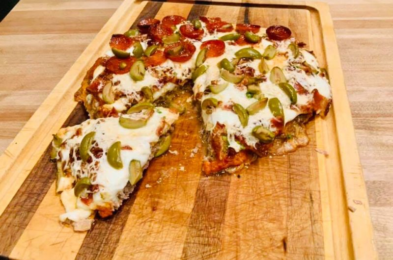 Carnivore Πίτσα για τους τολμηρούς!