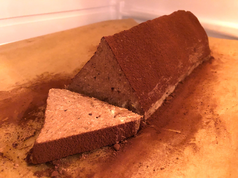 Keto dark chocolate