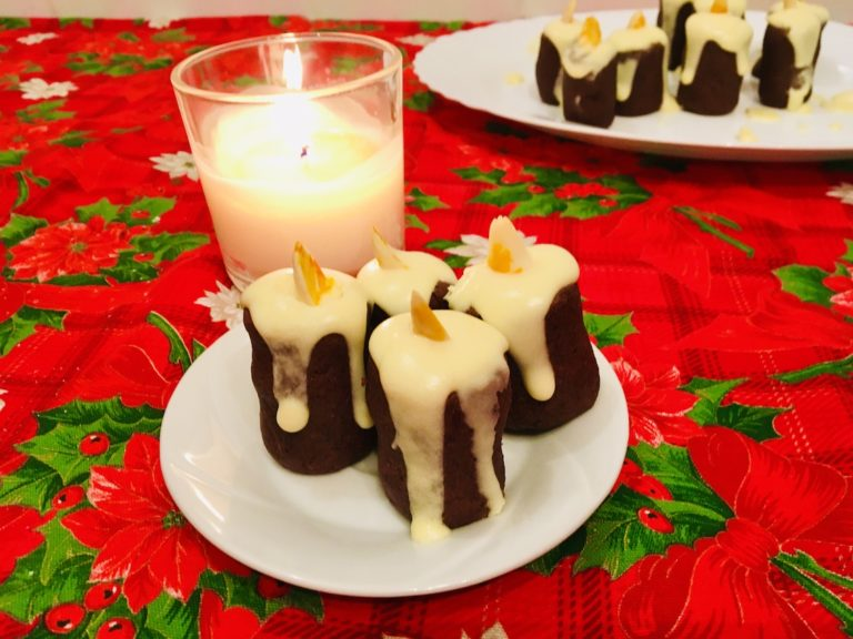 Edible Keto candles – make this Christmas a bit funky and powerful!