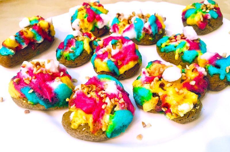 Black pepper Keto cookies (biscuits)