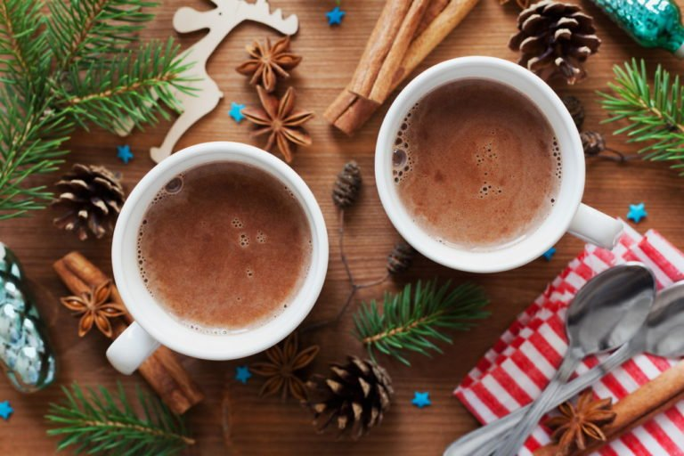 Keto chocolate Eggnog – The number 1 anti-inflammatory winter treat