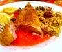 Keto duck roast – stuffed with Valentine's spirit and energy