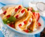 Keto crepes with Feta – Ohh la-la the creaminess!
