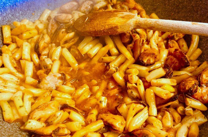 Νηστίσιμη Κέτο Μεσογειακή Συνταγή - Μύδια με φασολάκια!