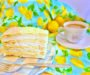 Keto angel cake – light as a feather, simple as a piece of cake