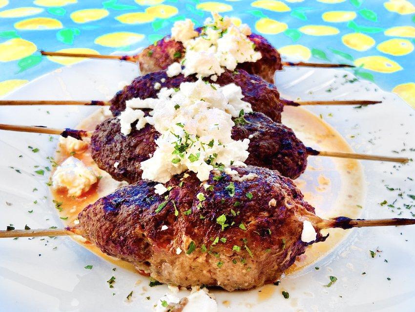 Keto Kebab