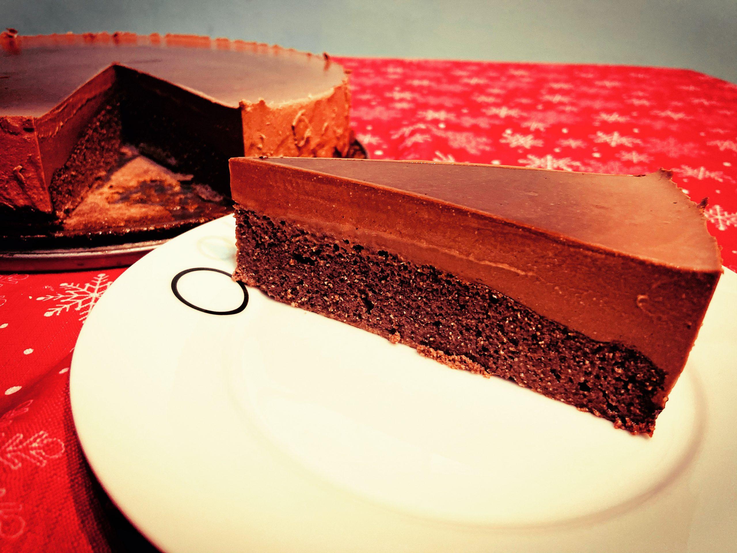 KETO DECEMBER CAKE