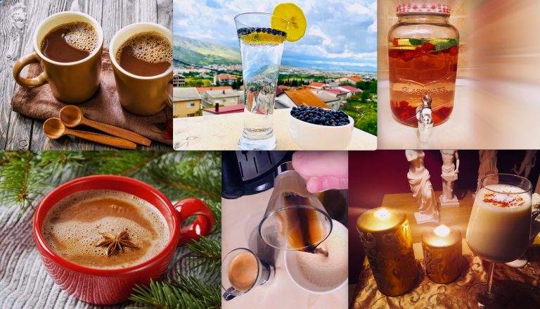 Best winter holiday beverages from the land of Ketonia