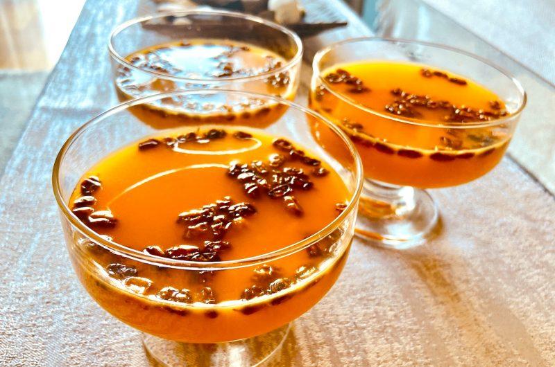 Sea buckthorn jello, healthiest Keto treat